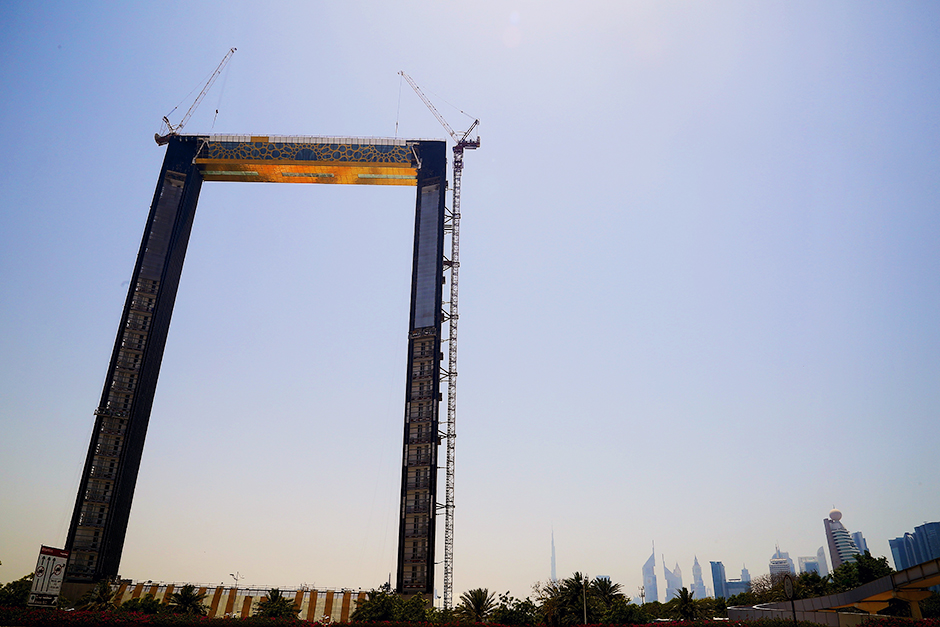 Sept 27 - ORE Blog - Dubai Frame